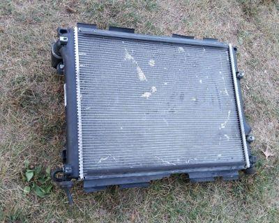 2010-2020 DODGE CHALLENGER 6.1L RADIATOR CONDENSOR ELECTRIC COOLING FANS MOTOR