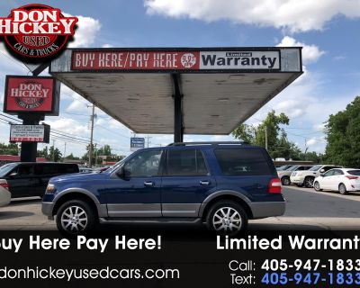 2011 Ford Expedition 4WD 4dr King Ranch