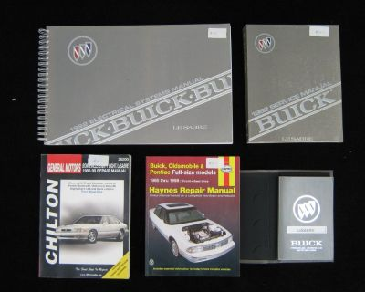 1992 Buick Le Sabre Manuals