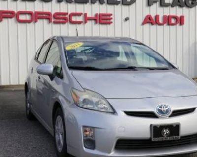 2011 Toyota Prius Three