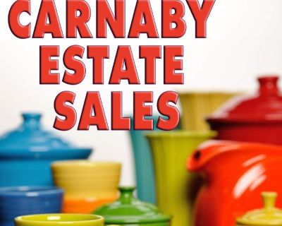 SWEET East Aurora Carnaby Estate Sale