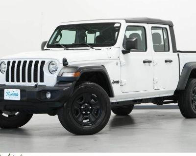 2020 Jeep Gladiator Sport