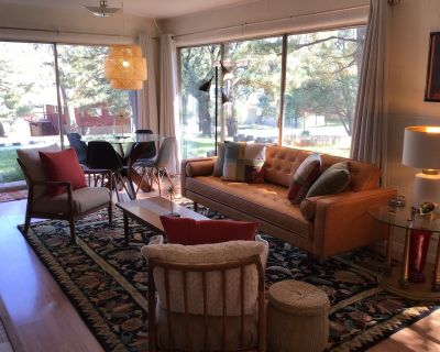 Mid-Century Modern in the Mountains - Ruidoso