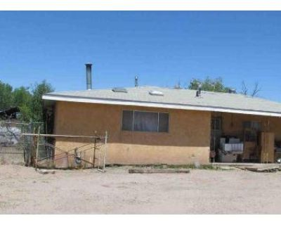 3 Bed 2 Bath Foreclosure Property in Albuquerque, NM 87114 - 4th St NW