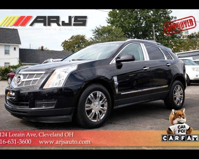 Used 2012 Cadillac SRX AWD 4dr Luxury Collection