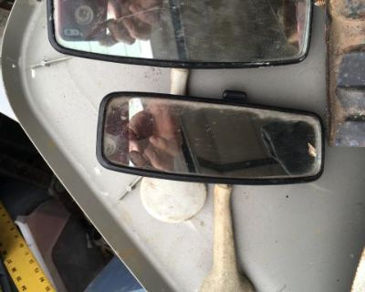 Type 3 rear view mirror 68 - 73