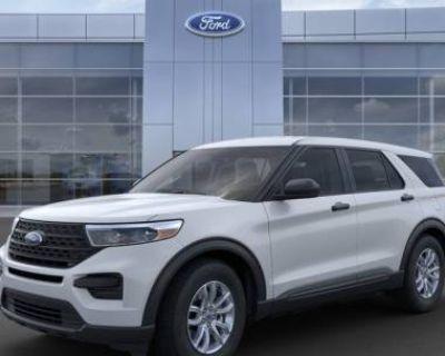 2021 Ford Explorer Base
