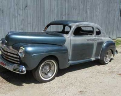 1947 Ford Coupe Streetrod/Custom Package