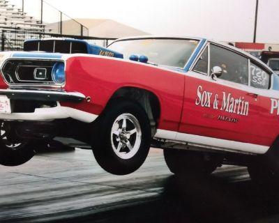 1968 Plymouth Cuda / Barracuda Fastback