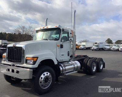 2020 International HX515 6x4 T/A Day Cab Truck Tractor