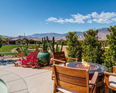 Spectacular Desert Princess Villa with Pool and Spa. Magnificent Mountain View! - Cathedral City