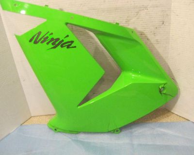 2005 Kawasaki Zx 1000 Zx1000 Left Lower Cowl Fairing Right Side Lower Body Cove