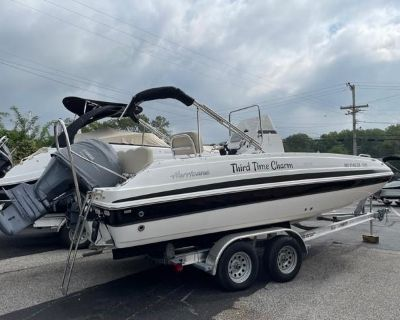 2018 Hurricane 213CC Fishing Series