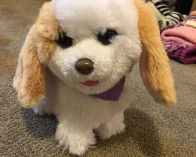 Furr Real Friend dog