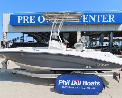 2016 Yamaha Boats 190 FSH Sport