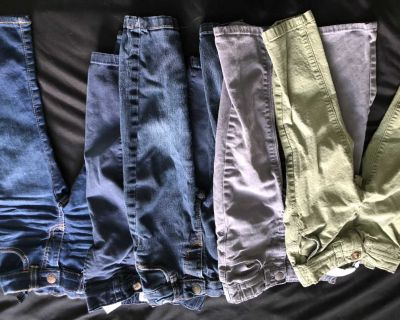 7 pairs of 2t pants
