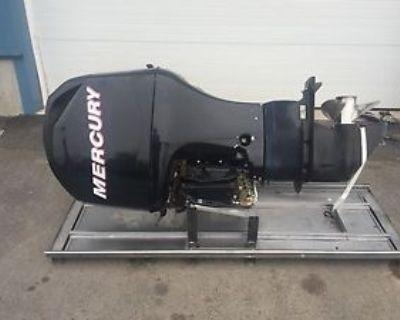 """2006 Mercury F115 115 Hp Efi 4-stroke 25"""" Outboard Boat Motor Engine Four Stroke"""