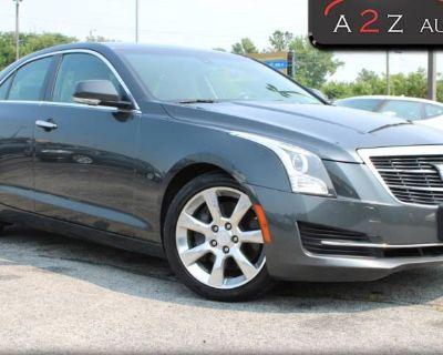 2015 Cadillac ATS Luxury