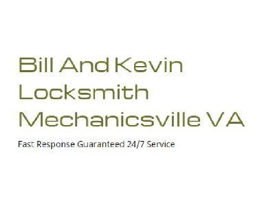 Bill and Kevin Locksmith Mechanicsville VA