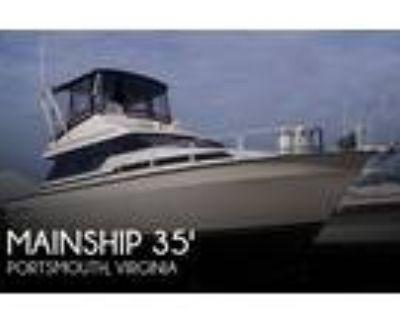 35 foot Mainship 35