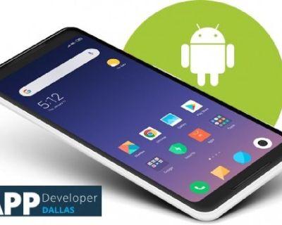 Best Mobile App Developers Dallas| Android App Developer in Dallas