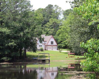 Blackjack Acres Gorgeous Estate Guest House - Marietta