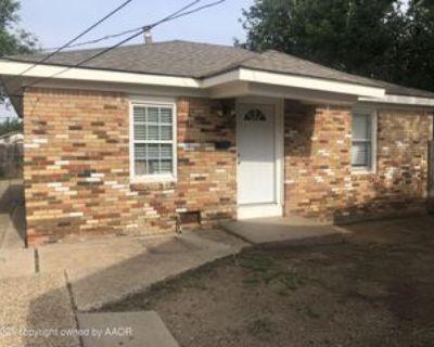 819 N Apache St #Unit B, Amarillo, TX 79107 2 Bedroom Apartment