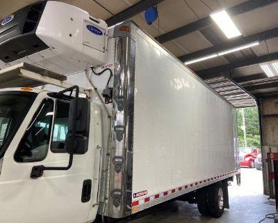 2016 INTERNATIONAL 4300 Reefer, Refrigerated Trucks Truck
