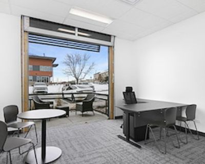 Private Office for 5 at BarnWorx Coworking