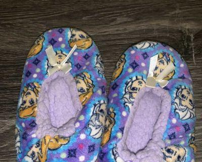 Girls house slippers