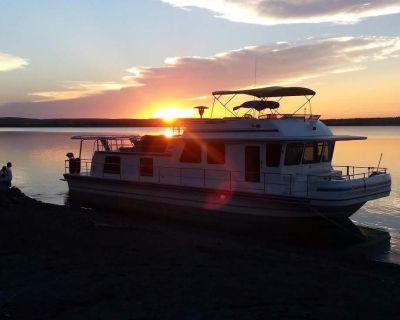 2012 Gibson Houseboat