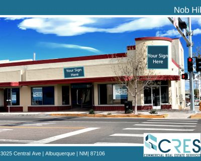 Retail/Commercial Space in the Heart of Nob Hill