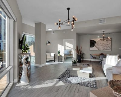 Luxurious 2/2 apartment in downtown Orlando - South Eola