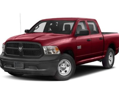 Pre-Owned 2014 Ram 1500 Express RWD Crew Cab Pickup