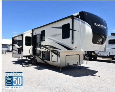 2021 Forest River Riverstone Reserve Series 3670RL