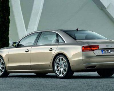 2013 Audi A8 4.0T