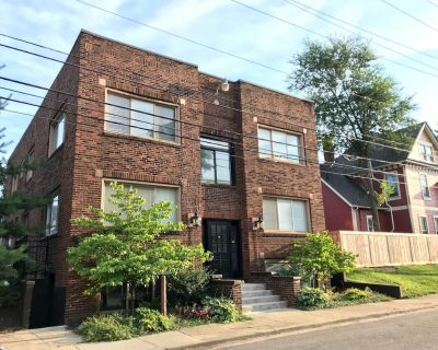 Downtown 2BR Apartment - Quiet, Central, and Convenient! - Kennedy King