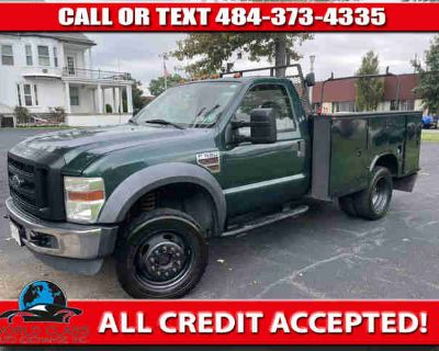 2008 Ford F550 Super Duty Regular Cab & Chassis for sale