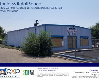 Route 66 Retail Space