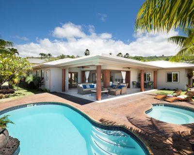 Ocean View Estate Home - Kahaluu-Keauhou