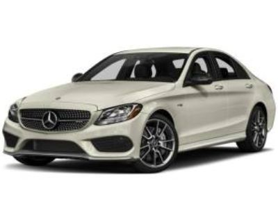 2017 Mercedes-Benz C-Class C 43 AMG 4MATIC Sedan