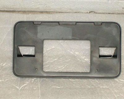 Ford F150 4x4 Expedition Front License Plate Bracet New