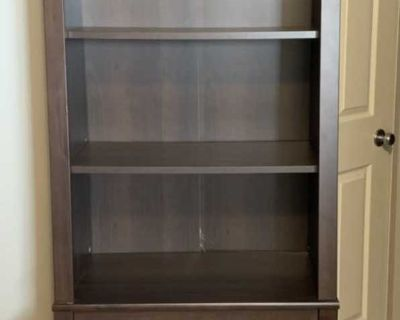 Beautiful hutch with shelves and storage
