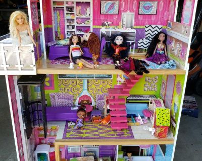 All for $50! Doll House