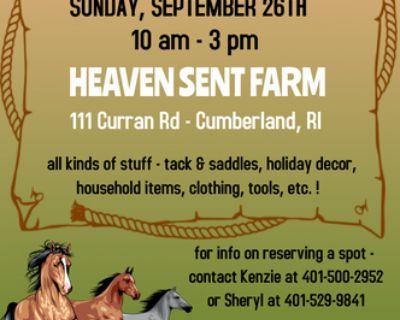 Cumberland - Yard, Barn & Tack Sale