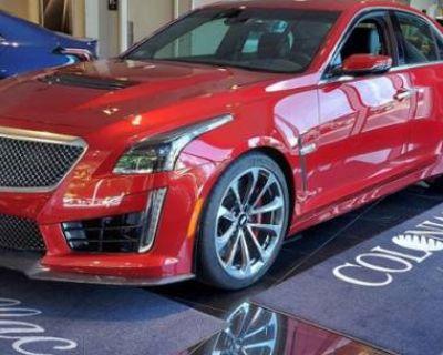 2016 Cadillac CTS-V Standard