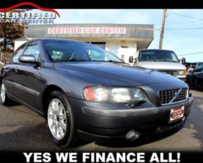 2004 Volvo S60 2.5L Turbo Automatic FWD