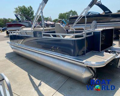 2022 Avalon GS 2185 Quad Fish Pontoon & Mercury 4-Stroke EFI