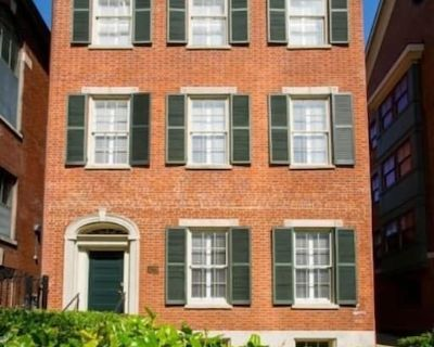 NEW Historic Mansion For 22 I 6 private suites - Downtown Louisville