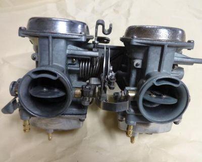 Honda Cb360 Carb's Or Carburetor's 745 Series With New Kits Bin #2